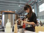 2012粤港澳咖啡师大赛咖啡师风采