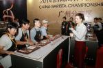 2014世界咖啡师中国区选拔赛 广州分赛区 3