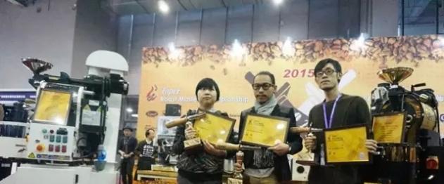 2015年Toper杯咖啡烘焙大师赛,总决赛精彩回顾